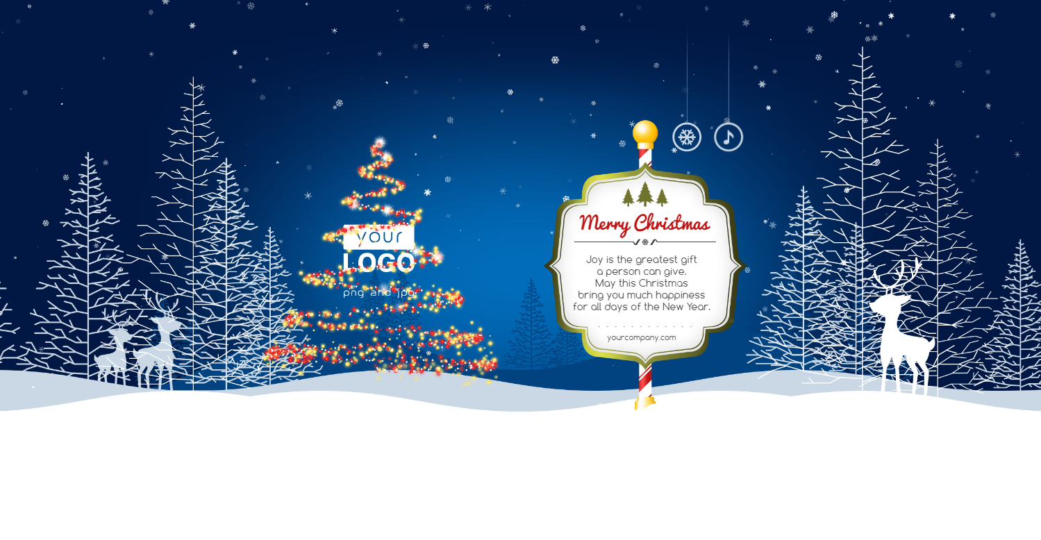 christmas card email templates free