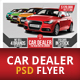 Car Flyer Recto / Verso - GraphicRiver Item for Sale
