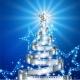 Silver Film Strip Christmas Tree - GraphicRiver Item for Sale
