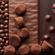 background of chocolate and sweets - PhotoDune Item for Sale