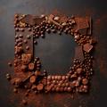 frame of chocolates - PhotoDune Item for Sale