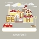 Winter Cloudy Weather - GraphicRiver Item for Sale