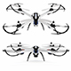 Drone JJRC Tarantula x6 - 3DOcean Item for Sale