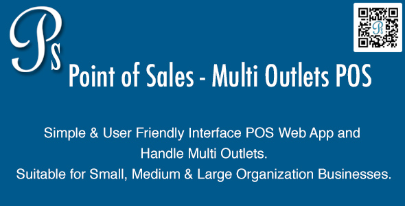 Point of Sales - Multi Outlets POS - CodeCanyon Item for Sale