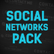 Social Networks Pack - VideoHive Item for Sale