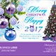 Christmas Greeting Card Template - GraphicRiver Item for Sale