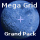 Moon Mega Grid plus Grand Pack - CodeCanyon Item for Sale