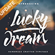 Lucky Dream (Update) + Extras - GraphicRiver Item for Sale