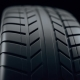 Car Tire in Motion - VideoHive Item for Sale