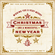 Vintage Christmas Typography - GraphicRiver Item for Sale