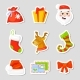 Christmas Icon Set Collection Vector. Cartoon. New - GraphicRiver Item for Sale
