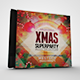 Xmas Super Party CD/DVD Template - GraphicRiver Item for Sale