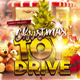 Christmas Toy Drive Flyer - GraphicRiver Item for Sale