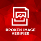 Wordpress Broken Image Verifier - CodeCanyon Item for Sale