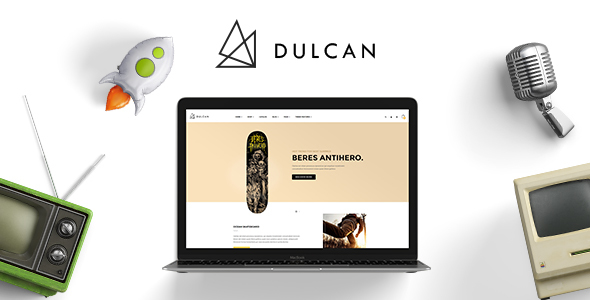 Image of Ap Dulcan Shopify Theme