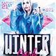 Winter Bash Flyer Template V2 - GraphicRiver Item for Sale