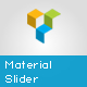 Visual Composer Add-on - Material Slider - CodeCanyon Item for Sale
