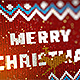 Knitted Christmas Sweater Logo Reveal - VideoHive Item for Sale