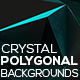 Polygonal Backgrounds Crystal - GraphicRiver Item for Sale
