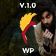 Macaw - Modern WordPress Blog Theme - ThemeForest Item for Sale