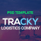 Trakey - Transport & Logistic PSD Template - ThemeForest Item for Sale