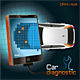 Car Diagnostic Gadget - GraphicRiver Item for Sale