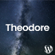 Theodore - WordPress Theme for Freelancers and Creative Agencies Nulled