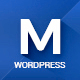 Mulada - Multi-Purpose Blog, Magazine & News Responsive WordPress Theme Nulled