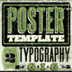 Typography Gig Poster/Flyer 2 - GraphicRiver Item for Sale