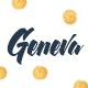 Geneva Script Font - GraphicRiver Item for Sale