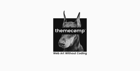 Themecomp — Website Constructor - Business Corporate