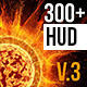 Particles Of The Sun + Hud - VideoHive Item for Sale