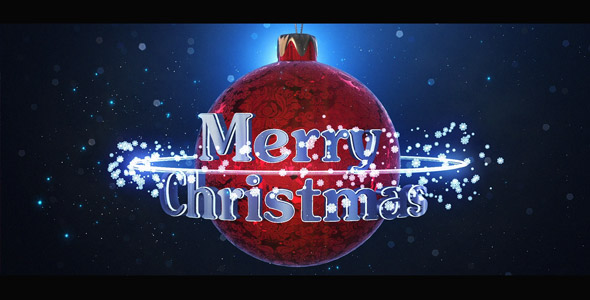 christmas logo by artem200800 videohive