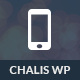 Chalis Mobile | Mobile WordPress Theme - ThemeForest Item for Sale