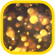 Gold Particles 01 - VideoHive Item for Sale