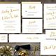 Simple Invitation Set-Graphicriver中文最全的素材分享平台