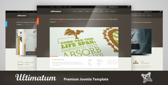 Ultimatum – Premium Joomla Template