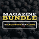 Magazine Bundle Vol.1 - GraphicRiver Item for Sale