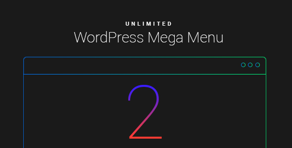 WordPress Mega Menu - CodeCanyon Item for Sale