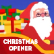 Christmas Greeting Card Opener - VideoHive Item for Sale