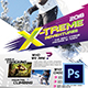 Extreme Adventure Flyer - GraphicRiver Item for Sale