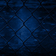 Wire Fence In Rainfall At Night - VideoHive Item for Sale