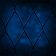 Wire Fence On Rainy Night Closeup - VideoHive Item for Sale