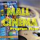 Mall Cinema Program Flyer - GraphicRiver Item for Sale