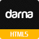Darna – Building & Construction HTML5 Template - ThemeForest Item for Sale