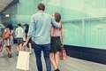 Group Of People Shopping Concept - PhotoDune Item for Sale