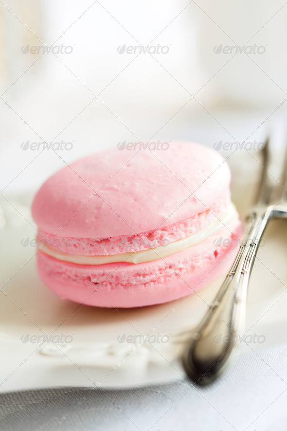French macaron - Stock Photo - Images