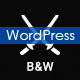 Black&White - Creative Multipurpose WordPress Theme Nulled