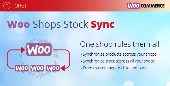 Stock Synchronzation for WooCommerce shops - CodeCanyon Item for Sale