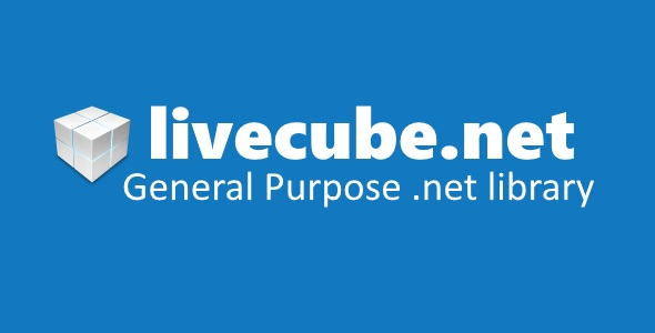 livecube .NET library - CodeCanyon Item for Sale